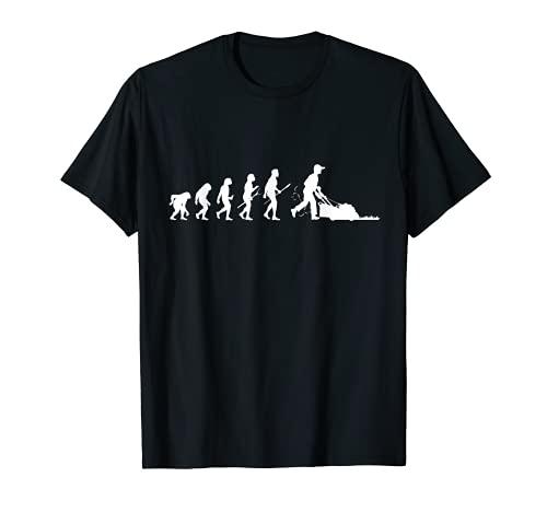 Cama de jardinería con cortacéspedes Evolution Camiseta