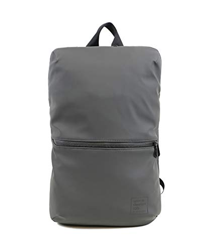 worm design lab(ワームデザインラボ) Durable/Square Pack(VBOM-4678) (CHARCOAL)