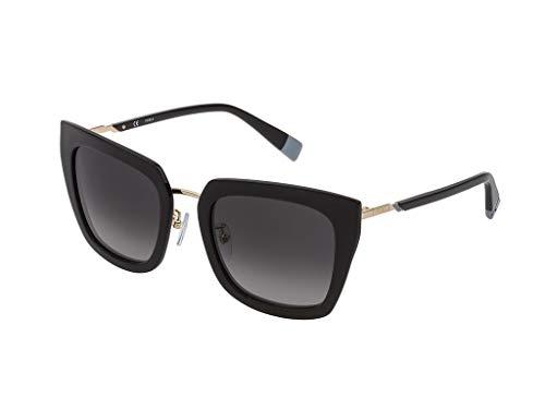 Furla Sonnenbrille SFU307 0700-schwarz-größe 53-mm-brillen-frau