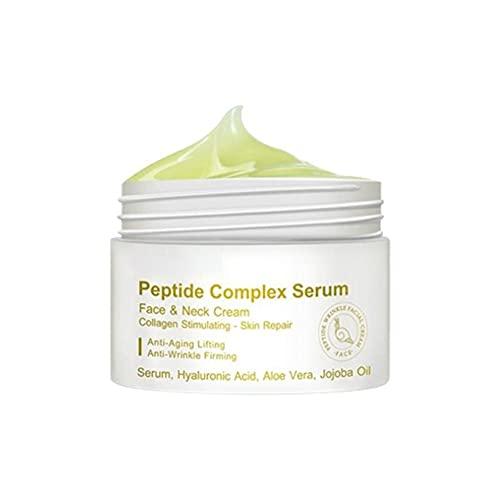 Ofanyia Polypeptide Essence Cream Hydratant Raffermissant Peau Éclaircir Les Rides Anti-Rides Anti-Âge Visage Sérum