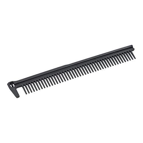 Peine de fijación negro para el alisador de pelo Steampod de L