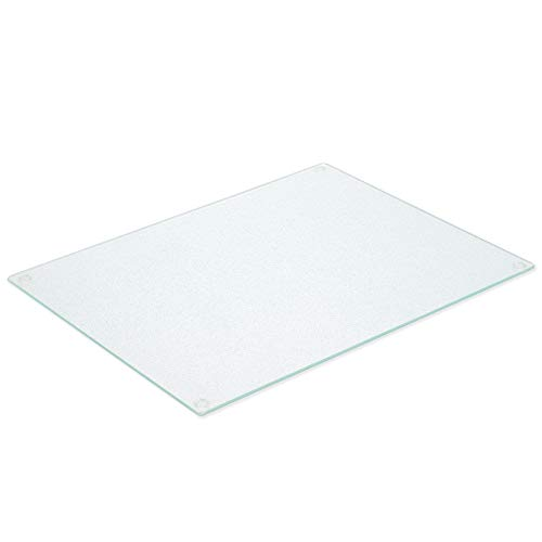 Good Cook Tempered Glass Cutting Board, 12' x 15', Clear