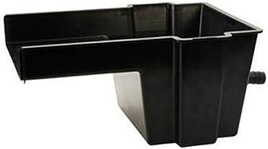 "Best Danner Manufacturing 871980900273 G188373 Waterfall Spillway, 8"", black Reviews"