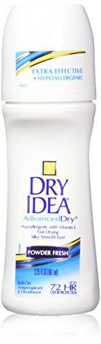 Dry Idea Adv Powdr Frsh R Size 3.25z Dry Idea Advanced Rollon Powder Fresh 3.25z