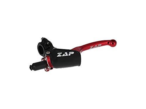 ZAP ZAP V.2X Kupplungsarmatur+Flexhebel rot