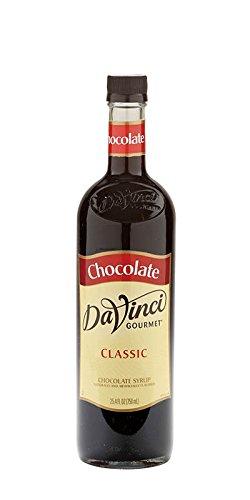 Da Vinci フレーバーシロップ クラッシック チョコレート 750ml