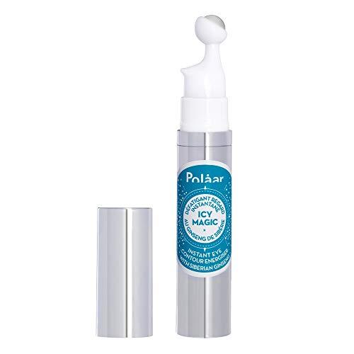Polaar - Contorno de ojos efecto descanso instantáneo IcyMagic con Ginseng de Siberia 10ml –