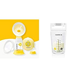 Medela single electric breast pump is perfect for everyday use to compliment your breast feeding journey. Swing now features Flex technology to personalise your pumping journey, our unique breast shields mold perfectly to your shape for optimum comfo...