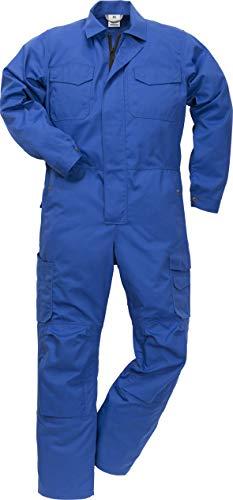 Fristads 100438 Kansas Workwear Overall Gr. Small, königsblau