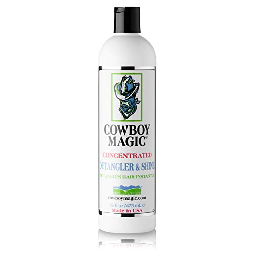 COWBOY MAGIC Cowboy Magie Detangler und Shine - 16 oz - Clear, Unisex, CBM0007