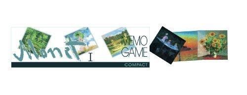 Piatnik 7101 Art Memory Game Monet I by Piatnik Deutschland Gmbh