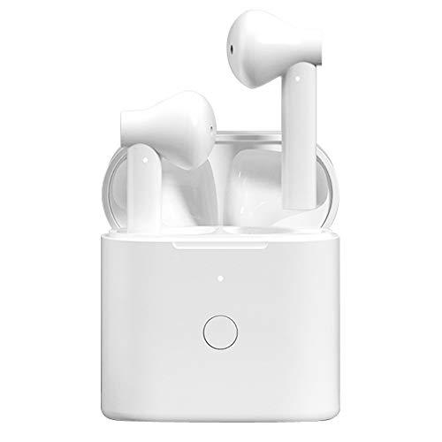 Auriculares Bluetooth, Auriculares Inalámbricos Bluetooth 5.1 en la Oreja con Caja de Carga, Micrófono Incorporado, Control Táctil Auriculares con Cable Tipo c