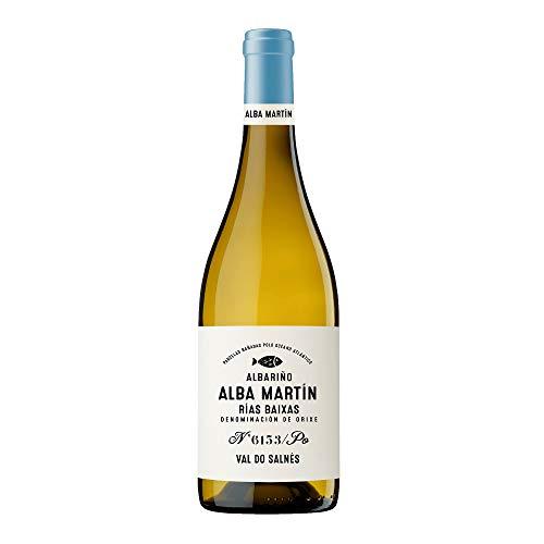 Alba Vino blanco albariño D.O. Rías Baixas - 750 ml