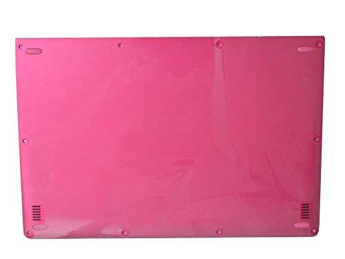 RTDpart Funda Inferior para portátil para Lenovo Yoga 3 Pro 1370 5CB0J76543 AM0TA000350 Base de Cubierta Inferior Rosa Nueva