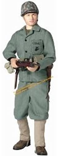 Lt. Andy Carlson USMC Platoon Leader, 2nd Marine Divis 12 inch Action Figure by Dragon