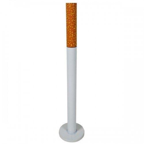 Cenicero de pie con el soporte Altura: 72 cm