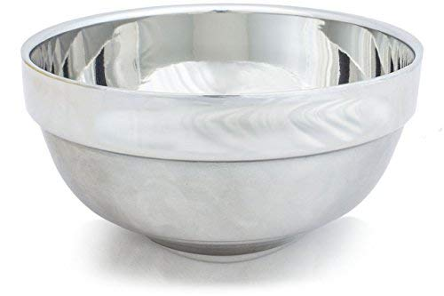 The Bluebeards Revenge Accessories Stainless Steel Shaving Bowl - 1 unidad