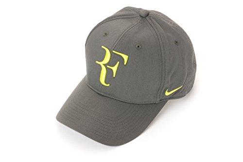 Hombres Nike Roger Federer RF Hybrid Adjustable Sombrero