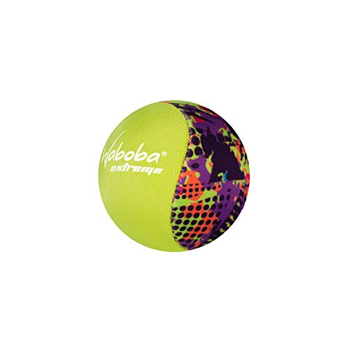 Waboba EXTREME Water Bouncing Ball, farblich sortiert