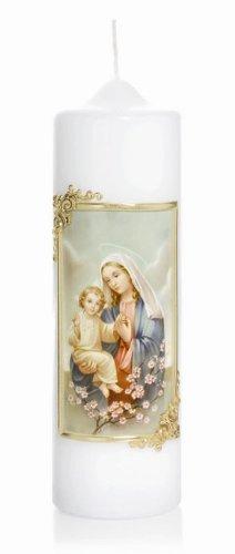 Religiöse Kerzen Marienkerze 60x200mm