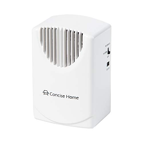 Concise Home Plasma Air Purifier Ozone Generator Home Air Ionizers Sterilizer Deodorizer Car Air Freshener Odor Eliminator with Car Charge