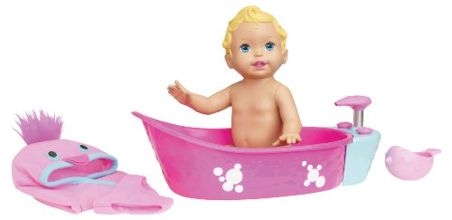 LITTLE MOMMY BUBBLY BATHTIME