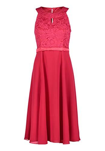 Vera Mont 4125/4000 Vestido de Fiesta, Rojo (Persian Red 4286), 44 para Mujer