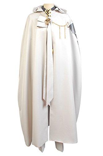 Fuman Seraph of The End Vampires Mikaela Hyakuya Uniform Outfit Cosplay Kostüm Herren L