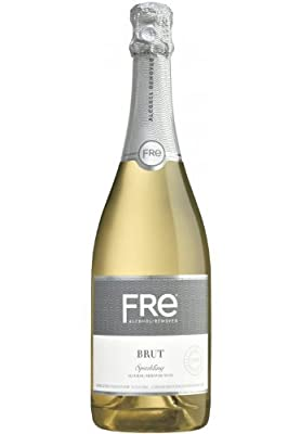 Sutter Home Fre Brut Non-alcoholic Champagne Wine - The best NA Brut on the market!