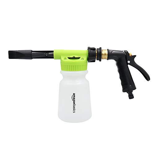 Amazon Basics - Pistola de espuma para automóviles de 0,9 litros