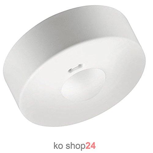 Bewegingsmelder HF-sensor/magnetron 360 ° IP20 Radar wit LED opbouw.
