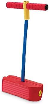 Kidoozie Foam Pogo Jumper With Squeaky Sound 250 Pound