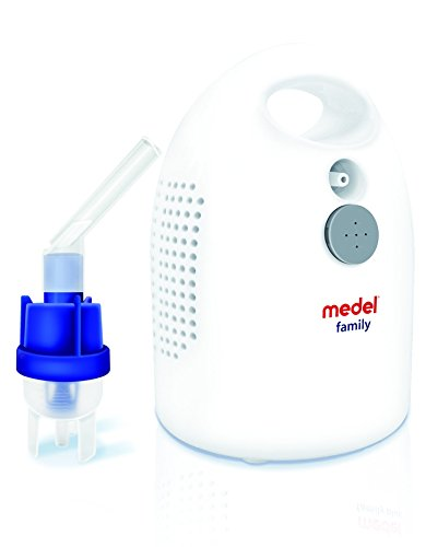 Medel 95117 Family Aerosol a Compressore per Tutta la Famiglia