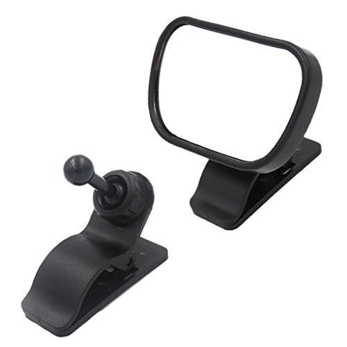 Toygogo Espejo Retrovisor para Bebé Seguridad Ajustable de 360 grados