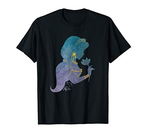 Disney Aladdin Live Action Princess Jasmine Jewelry T-Shirt