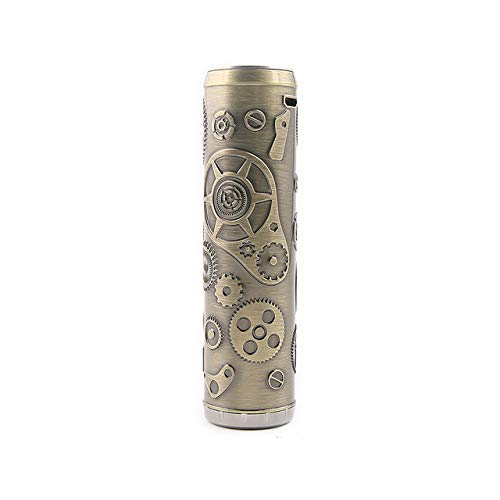 Authentic Teslacigs Punk 220W TC VW APV Mod 2x 18650 Black