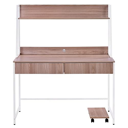 Schreibtisch aus MDF-Holz und...