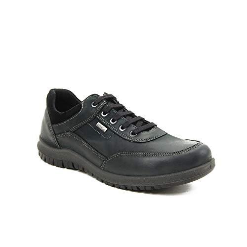 IMAC - Zapato Casual 602318-N para: Hombre Color: Negro Talla: 43