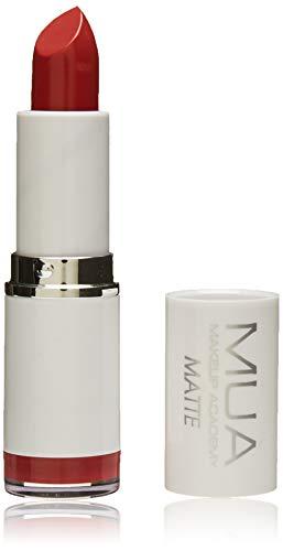Makeup Academy MUA - MATT LIPPENSTIFT - MYSTIC MARSALA - ROT BRAUN, 4 g