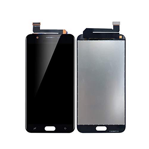 DONGYAO Pantalla de repuesto para teléfono móvil Samsung Galaxy J7 2018 J737 pantalla táctil de repuesto para pantalla táctil (color: azul)
