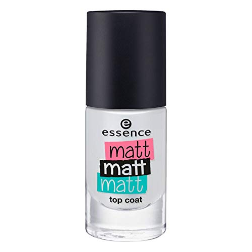 essence - Top Coat - matt matt matt top coat - matt to meet you