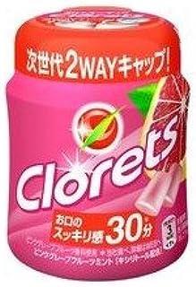 モンデリーズ・ジャパン クロレッツXP ピンクグレープフルーツミント 140g×6入