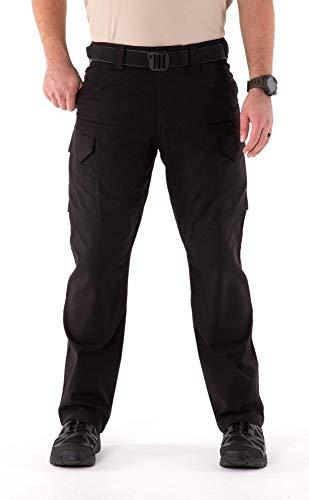 First Tactical V2 Tactical Pantalon Noir, Homme, Noir , 34 W / 30 L