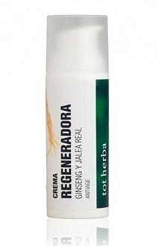 Crema Regeneradora Ginseng-Jalea Real 50 ml. de Tot Herba-Authex