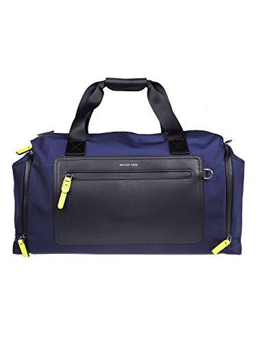 Luxury Fashion | Michael Kors Heren 33H9TKKU7O718 Donkerblauw Polyamide Reistassen | Lente-zomer 20
