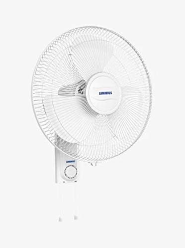 Luminous Fanfare PRO 400MM Wall Fan (White)