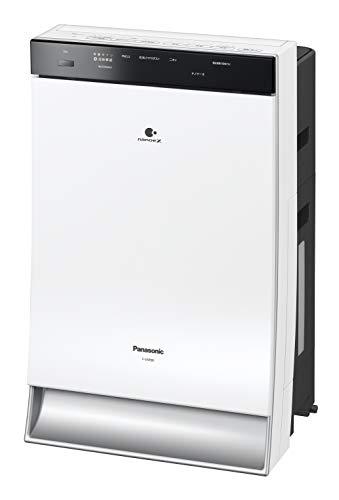 パナソニック 加湿空気清浄機 ナノイーX・エコナビ搭載 ~40畳 ホワイト F-VXR90-W