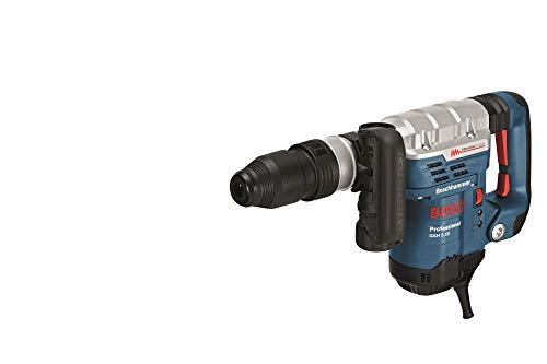 Bosch Professional GSH 5 CE Corded 240 V Demolition Hammer Drill with SDS Max