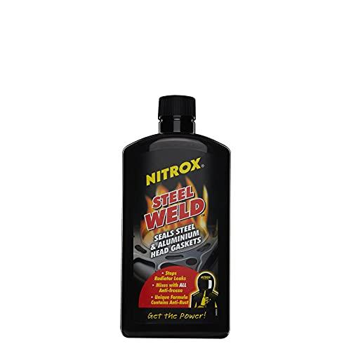 Nitrox Steel Weld 500ml - Car Sealer For Radiator Leaks, Head Gaskets &...