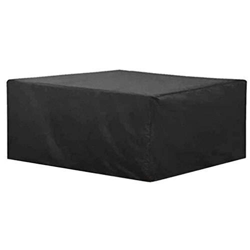 Fundas para Muebles De Jardín Impermeables 80X80X160Cm, Fundas para Muebles De Patio, Juegos De Mesa Y Sillas Tela Oxford Duradera Protección contra La Nieve A Prueba De Viento Protección Al Aire Lib